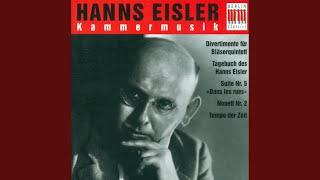"""Suite No. 5, Op. 35, """"Dans les rues"""": V. Tema con variazioni II: Andante"""