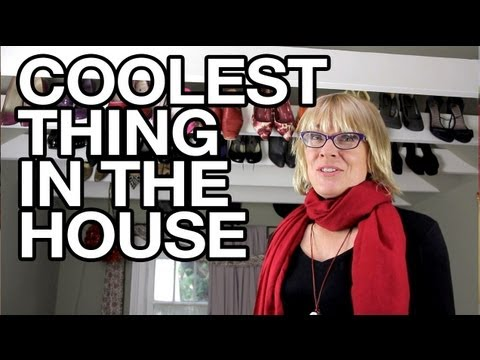Artist's Home Tour - COOLEST THING IN THE HOUSE