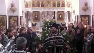 видео храм димитрия солунского на благуше