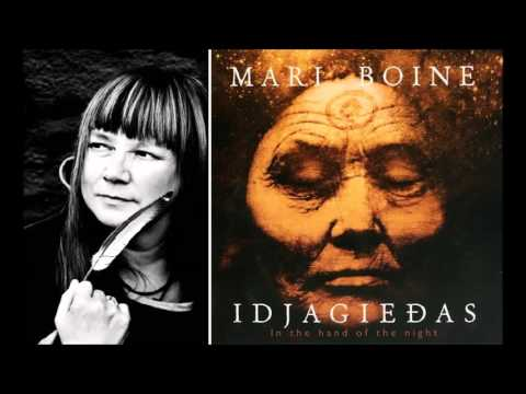 Mari Boine - Idjagiedas [2006] FULL ALBUM (In the Hand of the Night)