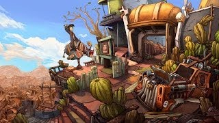 CGR Undertow - DEPONIA review for PC