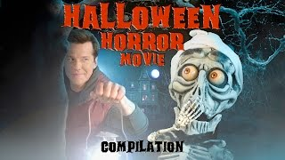 Repeat youtube video HALLOWEEN Horror Movie COMPILATION with Achmed the Dead Terrorist | JEFF DUNHAM