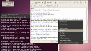 1. Teil FaxServer mit Ubuntu (Postfix Installation)