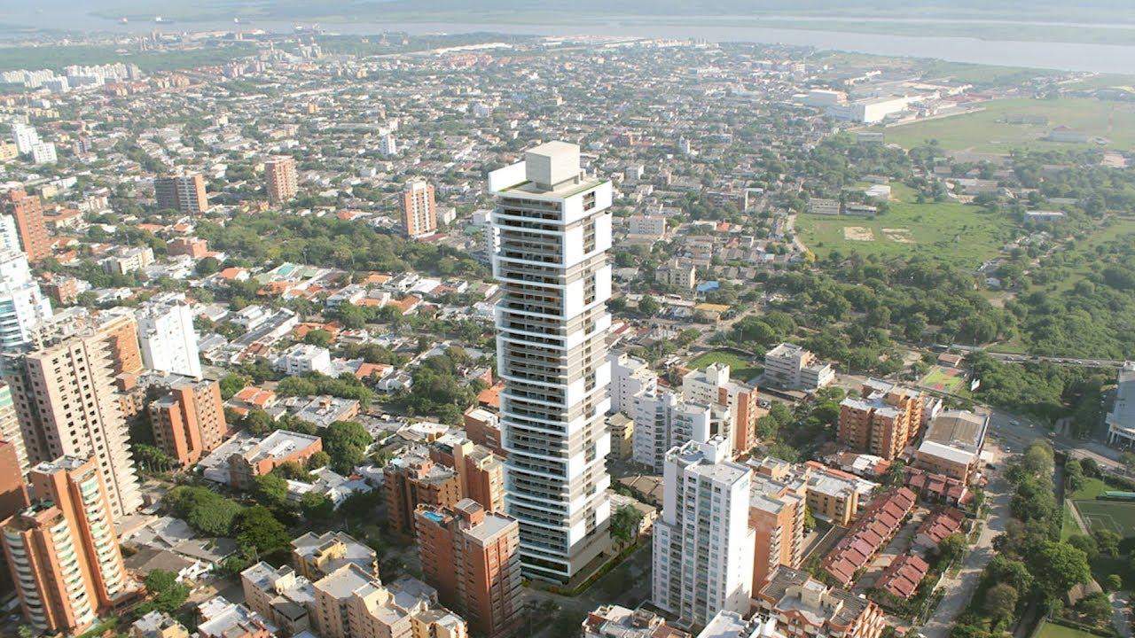 The Icon Llega A Barranquilla Como El Rascacielos M U00e1s Alto