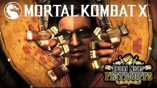 Friday Night Fisticuffs - Mortal Kombat X