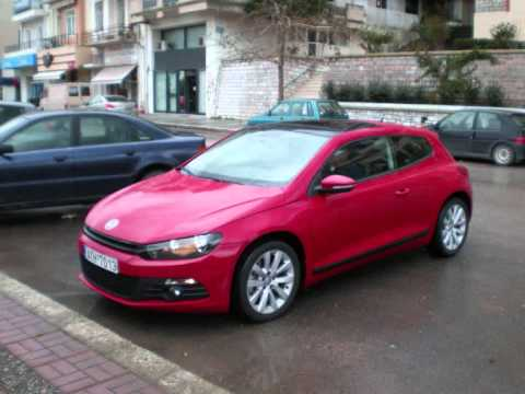 goulas scirocco vw scirocco 2010 1 4 tsi 160 ps youtube. Black Bedroom Furniture Sets. Home Design Ideas