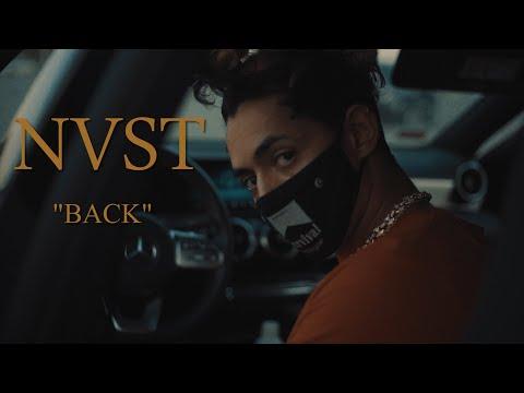 NVST - BACK (Official Visualiser)