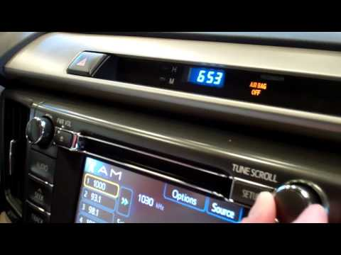 Setting Radio Presets