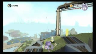 CGR Undertow - DE BLOB 2 for Nintendo Wii Video Game Review