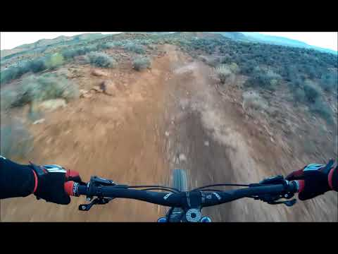 Mountain Biking Paradise Rim (St. George, Utah)