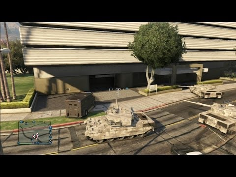 GTA Online - Convoi exceptionnel