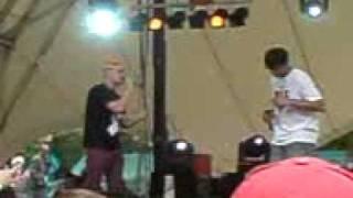 Kaas - Über Sie Über dich feat Vasee live @One Love Hannover 30 05 09