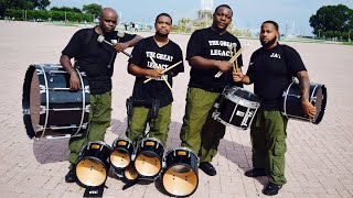 Great Legacy Drum line Promotion Video