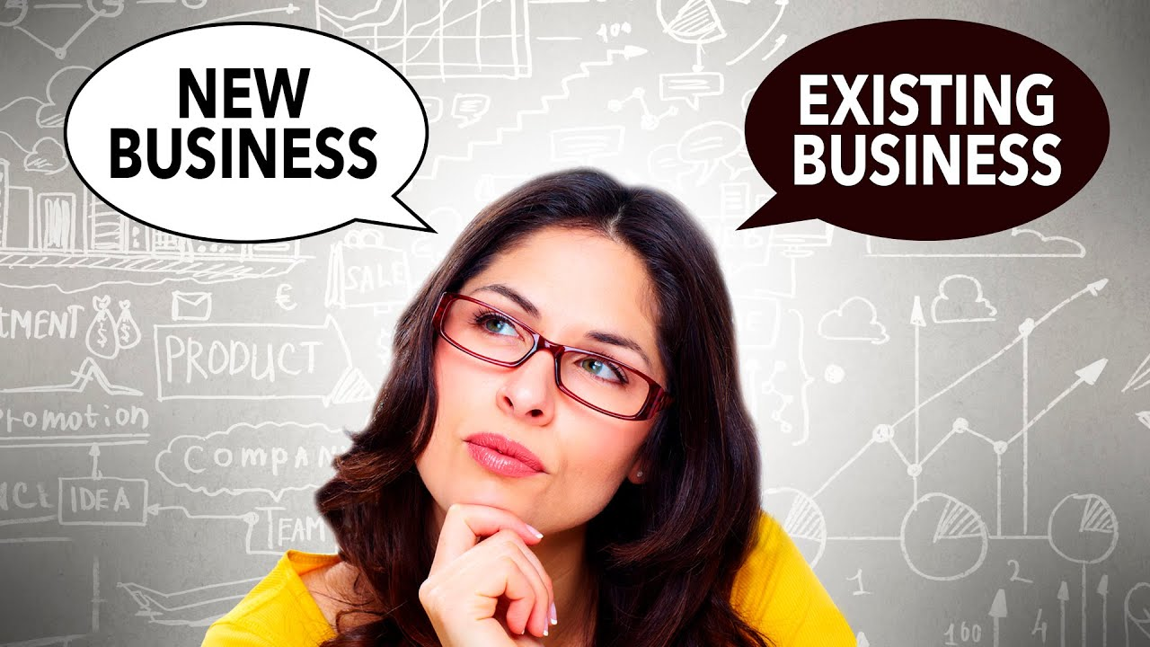 Business plan buying existing business