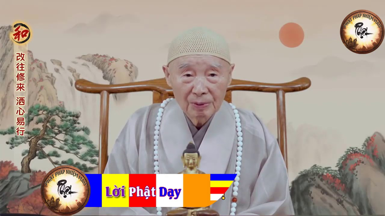 Pháp Sư Tịnh KHông thuyết pháp 2020 Mới nhất, Phật Tử Học Niệm PHật Tại Gia Nghe Mỗi Đêm Bớt Khổ Đau