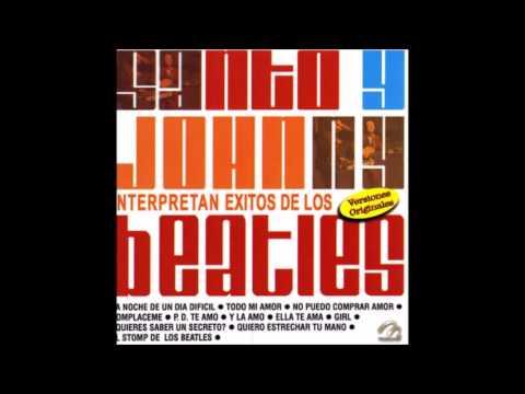 Santo Y Johnny- Interpretan Exitos De Los Beatles
