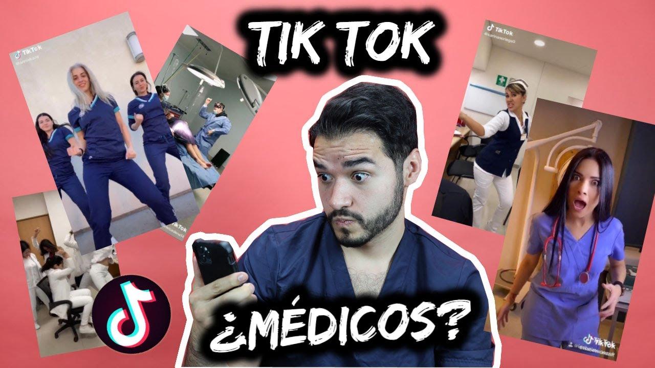 DOCTOR VIC REACCIONA A TIK TOKS MÉDICOS | EL INFI3RNO DE TIK TOK