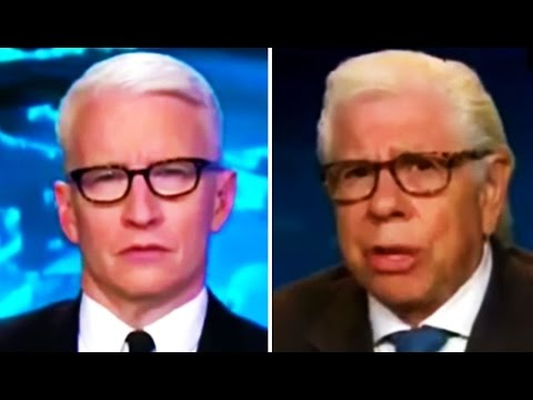 Carl Bernstein On Russia & the White House: 'There's a Cover-Up'