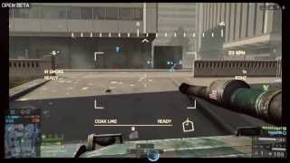 Battlefield 4 Multiplayer Gameplay-Siege Of Shanghai Map-Tank Gameplay-BF4 Open Beta(Full HD PC)