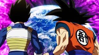 LONG AWAITED Godly Ascension of MAJIN BUU in Dragon Ball Super