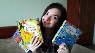 Виммельбухи.  НЕОБЫЧНЫЕ Книги для ребенка до года