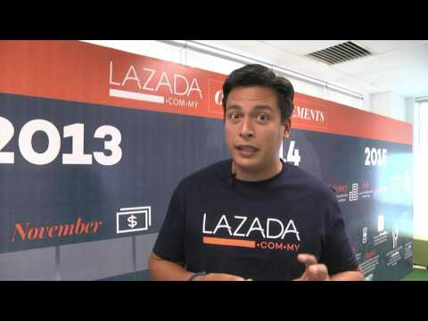 EI Interview with Hans-Peter Dressel, CEO of Lazada Malaysia