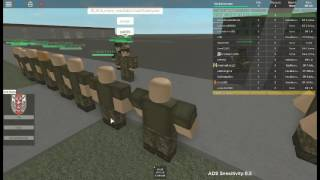 ROBLOX TSK Training #1 (TURKISH ARMED FORCES)