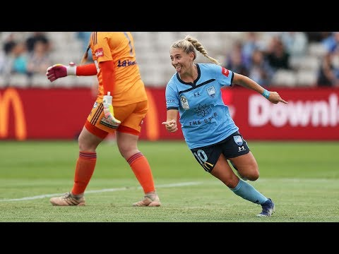Highlights: Sydney FC 3-0 Melbourne Victory – Round 1 Westfield W-League 2019/20 Season