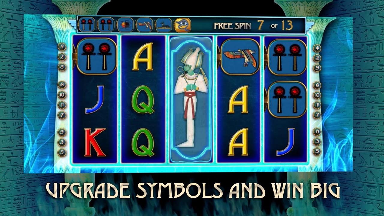 Play Temple Of Osiris At Admiral Casino