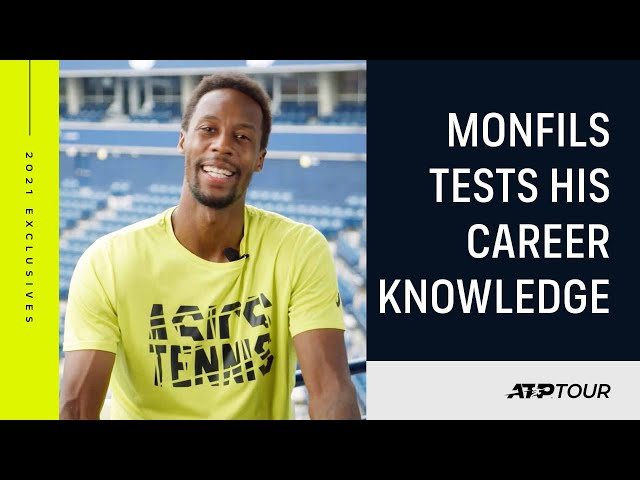 How Well Does Monfils Know Monfils?