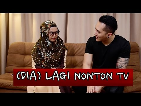 PARANORMAL EXPERIENCE - DIA LAGI NONTON TV w/ DEMIAN