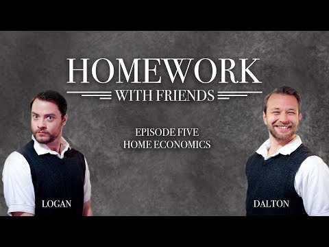 Episode 5: Home Economics (HWWF Podcast)