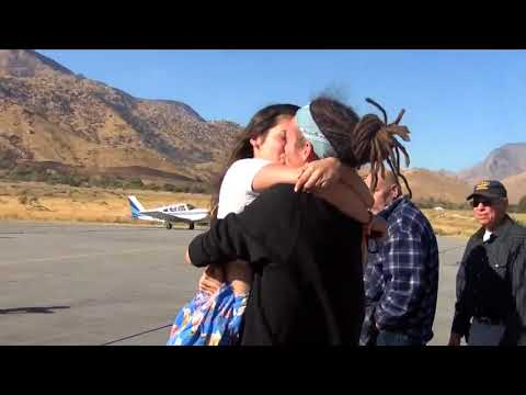 'FunforLouis' Louis Cole lands in Kern County after 22 country world trip