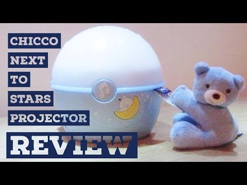 Chicco Next 2 Stars Projector Review