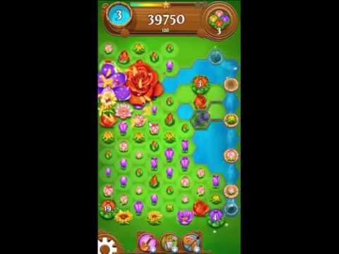 Blossom Blast Saga Level 676 - NO BOOSTERS