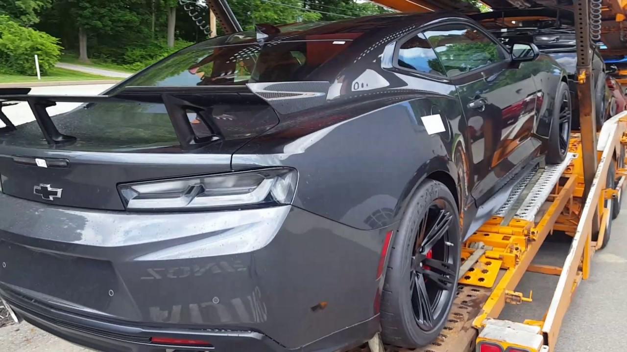 2018 Chevrolet Camaro Zl1 1le Dylan Presko Tom Henry