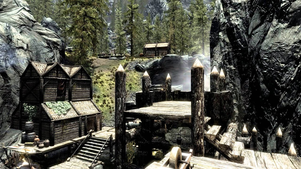 Skyrim Mod Build Your Own House 4 And We 39 Re Done