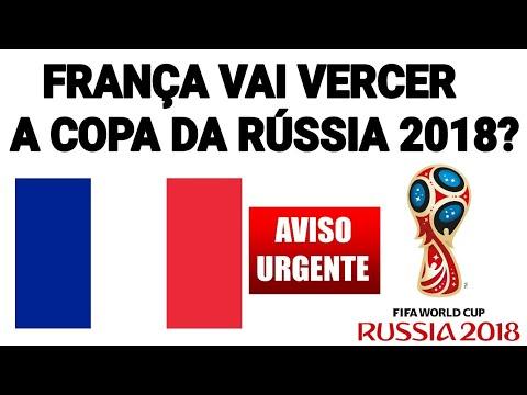 3a39c33464 Fifa 18 prevê França como campeã da Copa do Mundo da Rússia - YouTube