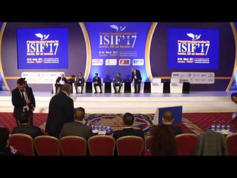 ISIF'17 - TEKNOLOJİ GELİŞTİRME BÖLGELERİ OTURUMU / TECHNOLOGY DEVELOPMENT ZONES SESSION