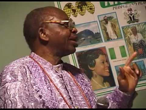 Nigerian High Commissioner in Liverpool 2002