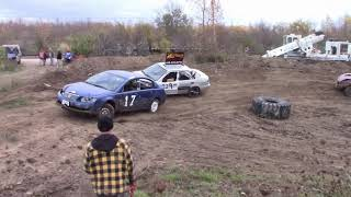 OFF ROAD beater racing at Moms Mud Bog  Heat #1 2018