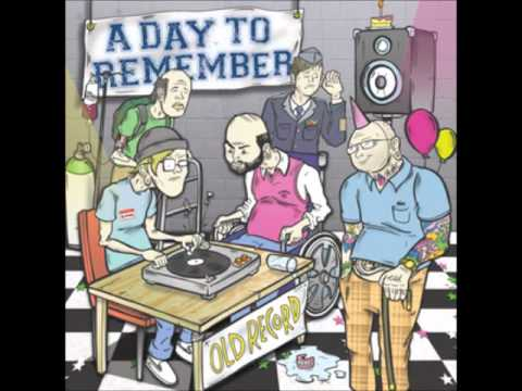 A Day To Remember - Your Way With Words Is Through Silence