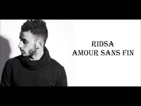 Ridsa Amour Sans Fin Paroles
