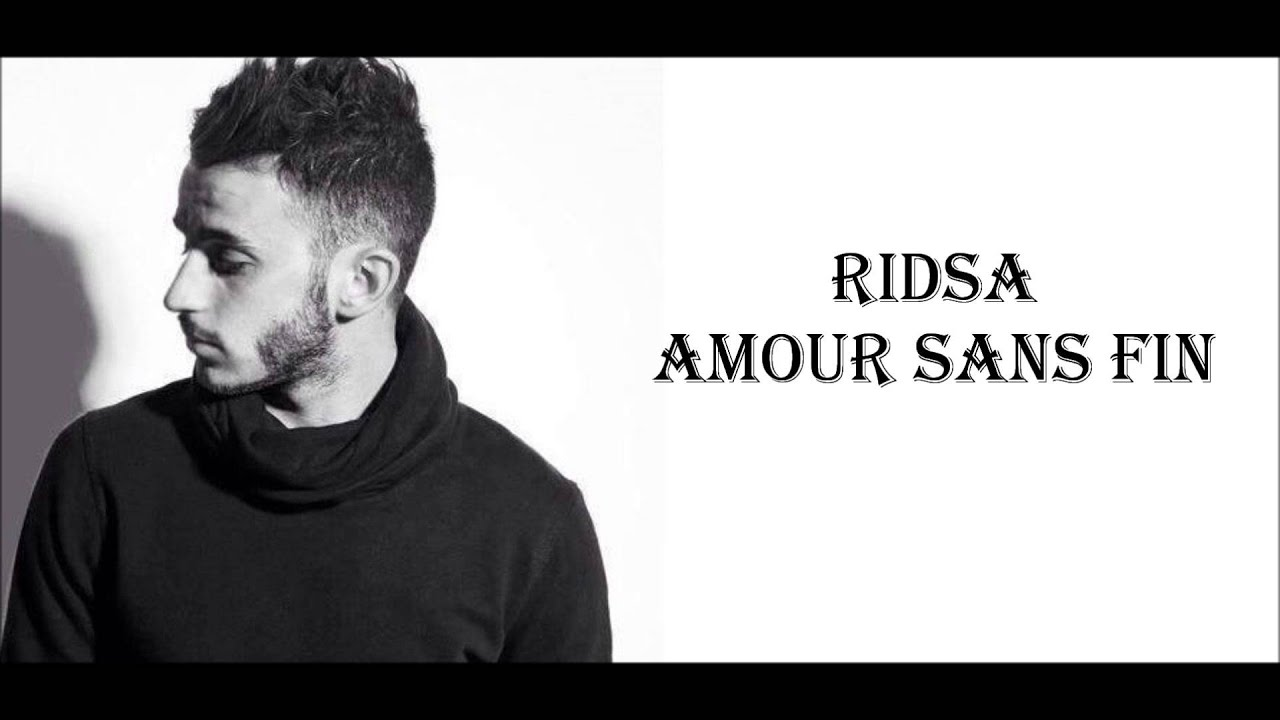 Ridsa - Amour sans fin - YouTube