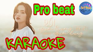 [KARAOKE] Rồi người thương cũng hoá người dưng KARAOKE Beat Pro