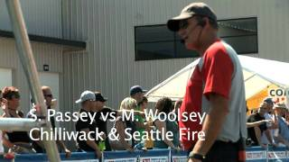 Seattle (North Bend) Washington Hosting the Scott Firefighter Combat Challenge
