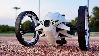Parrot Jumping Sumo Minidrone Unboxing and Review