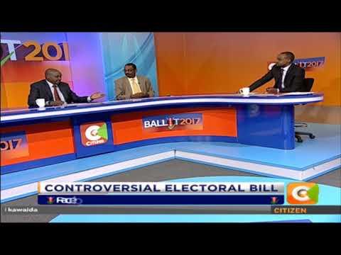 Citizen Extra : Controversial Electoral Bill
