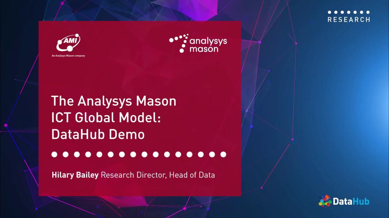 SMB ICT | Research | Analysys Mason