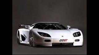top 10 snelste auto's ter wereld!